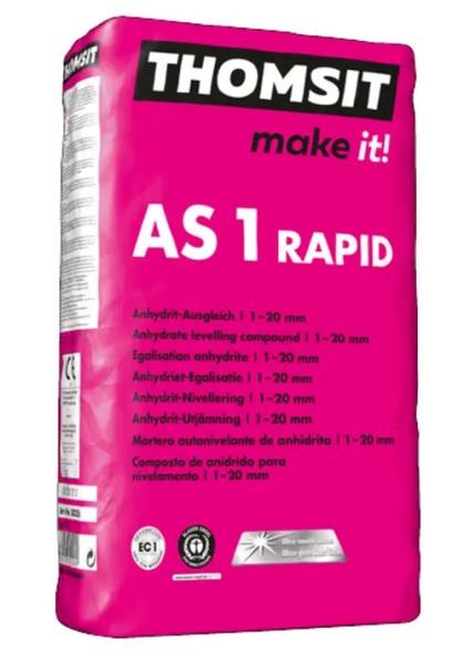 Thomsit PCI AS 1 RAPID Anhydrit-Ausgleich 25kg
