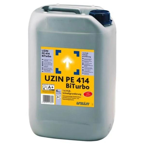 UZIN PE 414 BiTurbo 1-K PUR-Schnellgrundierung 6kg