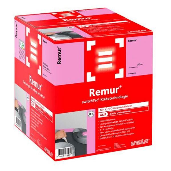 Uzin switchtec Remur 55 Spezial Sockelband für PVC-Weichsockelleisten auf Bodenchemie.de