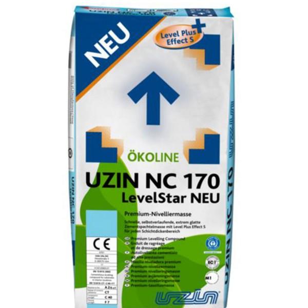 UZIN NC 170 LevelStar Premium-Nivelliermasse auf Bodenchemie.de