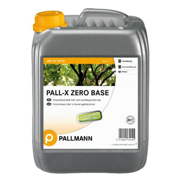 Pallmann PALL-X ZERO BASE Parkettgrundierung 5L auf DeinBoden24.de