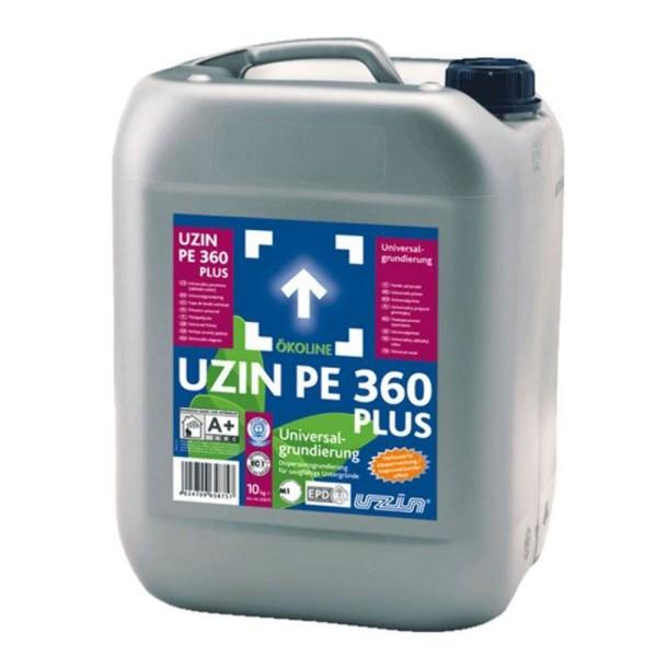 Uzin PE 360 Plus 10kg Dispersionsgrundierung auf Bodenchemie.de
