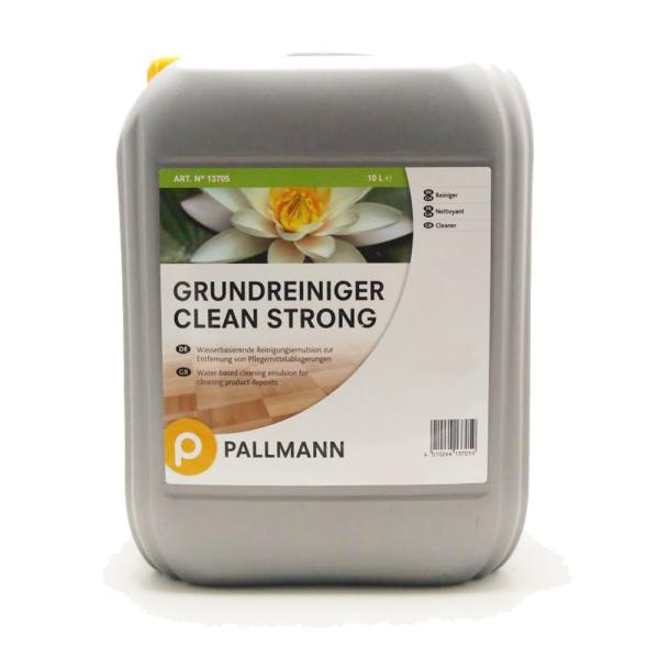 Pallmann Grundreiniger CLEAN STRONG 10 Liter auf DeinBoden24.de