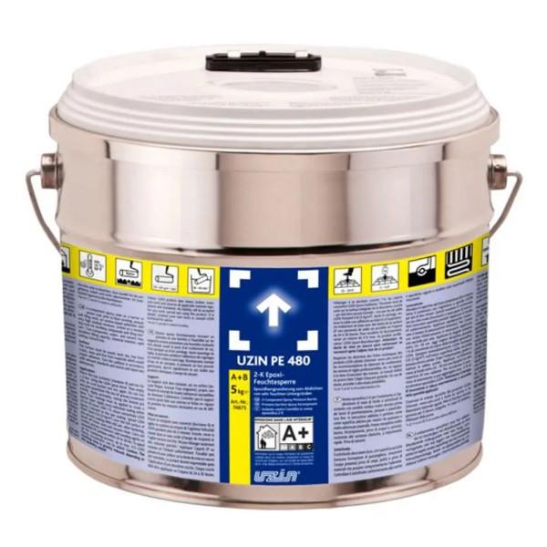 UZIN PE 480 NEU 2-K Epoxi-Feuchtesperre 5kg