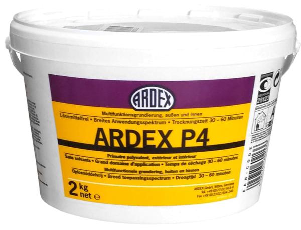ARDEX P 4 READY Multifunktionsgrundierung 2kg