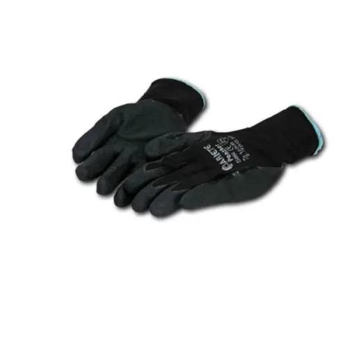 Nylon-Latex-Handschuhe Feinstrick in Premium-Qualität