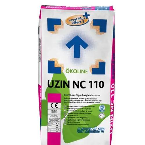 Uzin NC 110 selbstverlaufende PREMIUM Gips Ausgleichsmasse 25kg