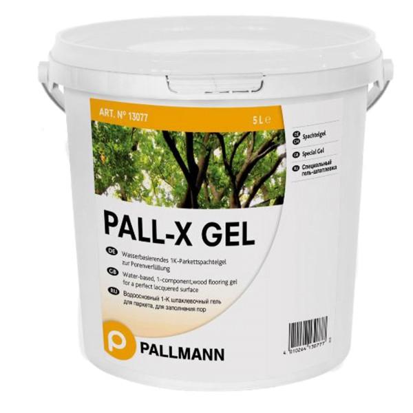 Pallmann Pall-X Gel 1K-Parkettspachtelgel zur Porenverfüllung 5 Liter auf DeinBoden24.de