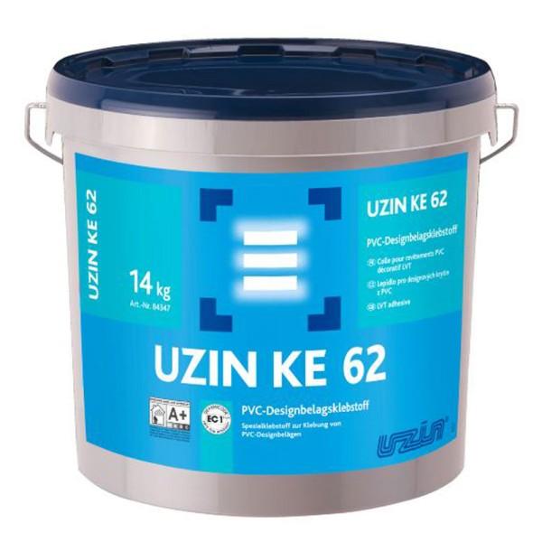 UZIN KE 62 Faserverstärkter Designbelagsklebstoff auf Bodenchemie.de