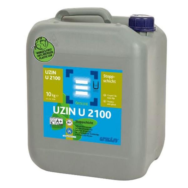 UZIN U 2100 Rutschbremsende und haftende Dispersion für selbstliegende Textilbeläge in Bahnen und Fliesen auf Bodenchemie.de