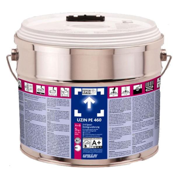 UZIN PE 460 2-K Epoxi-Dichtgrundierung 5kg auf Bodenchemie.de