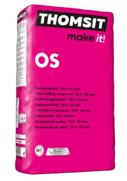 Thomsit PCI OS selbstverlaufende Objektspachtelmasse 25kg