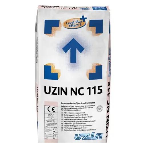 UZIN NC 115 Faserarmierte Gips-Spachtelmasse