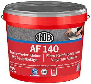 ARDEX AF 140 faserarmierter Kleber für PVC-Designbelag 12kg