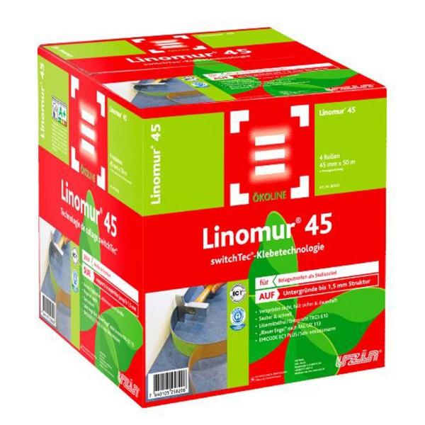 Uzin Switchtec Linomur 45 Hochleistungs-Spezialklebeband für Linoleum auf Bodenchemie.de