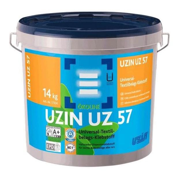 UZIN UZ 57 Universal-Textilbelags-Klebstoff auf Bodenchemie.de