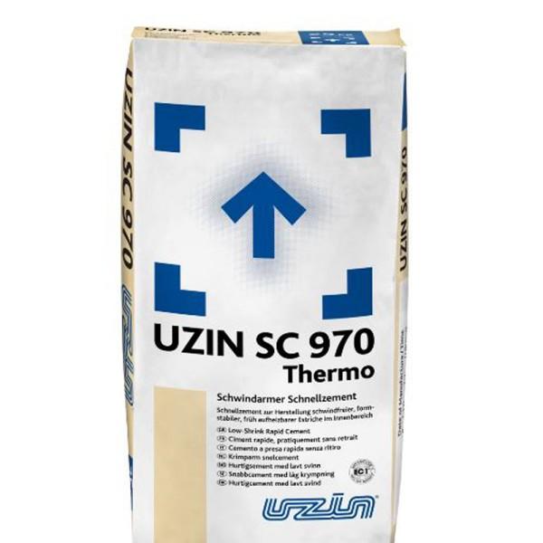UZIN SC 970 Thermo Schwindarmer Schnellzement auf Bodenchemie.de