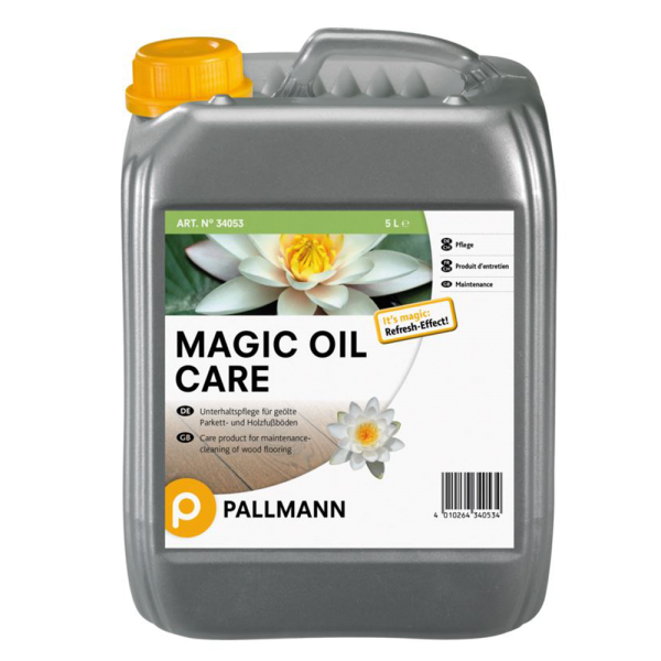 Pallmann Magic Oil Care 5 Literauf DeinBoden24.de