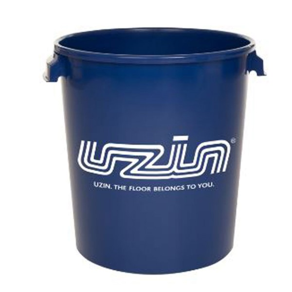 Uzin Anrühreimer Stabiler Kunststoffeimer mit Griffschalen zum Anrühren von allen UZIN Pulverprodukten auf Bodenchemie.de