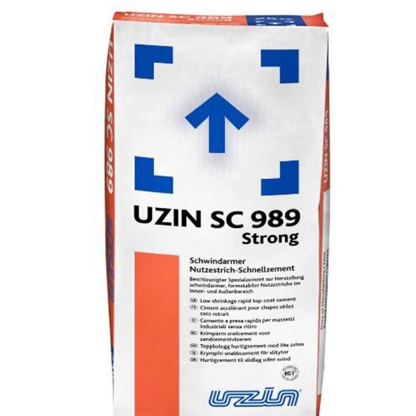 UZIN SC 989 Strong Schwindarmer Nutzestrich-Schnellzement auf Bodenchemie.de