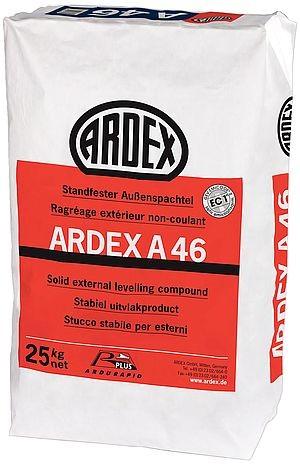 ARDEX A 46 standfester Außenspachtel 25kg