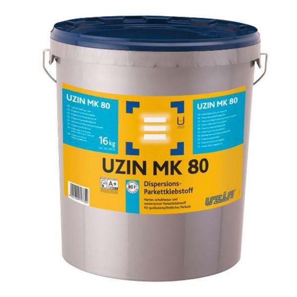 UZIN MK 80 Dispersionsparkettklebstoff auf Bodenchemie.de