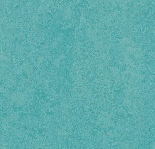 Linoleum Forbo Marmoleum Fresco 2.5mm - 3269 turquoise auf DeinBoden24.de