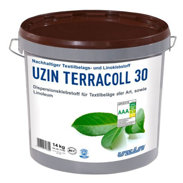 UZIN TERRACOLL 30 Nachhaltiger Textilbelags- und Linoklebstoff auf Bodenchemie.de